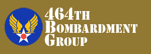 464th Bombardment Group Website Logo